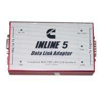 Quality Cummins Inline 5 Data Link Adapter Diagnostic Tool For Diesel Engine for sale
