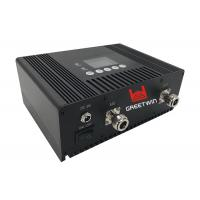 Full Bars LTE 1800MHz Cell Phone Signal Boosters 75dB Gain With Real Time Display for sale