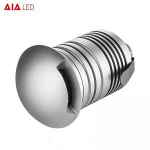 Quality Aluminum LED 3W outside IP67 3ways LED spot light/LED step lamp for garden ldecoration for sale