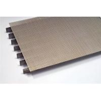 Quality High Porosity 304 Stainless Steel Woven Wire Mesh , Wire Cloth Mesh Sewage Disposal And MIning Industry for sale