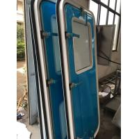 Buy Marine Aluminum Alloy Weathertight Door Marine Deck Ships' Door With Window at wholesale prices