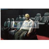 Quality Thrilling XD Theatre 9D Motion Simulators Experience With Yellow Glasses for sale