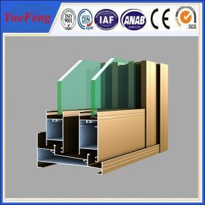 Quality New design australian standard aluminium windows and doors manufacturer for sale