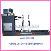 China Balancing Machine For heavy-duty fans|Dynamic Balancing Machine For large motors|paper machinery for sale