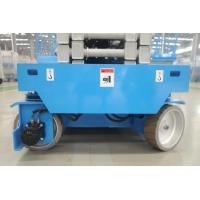 Aerial Self Propelled Scissor Lift 381*127mm Tires GTJZ Series Energy Efficient for sale