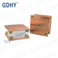 Quality 0.66UF 700V Water Cooled Capacitors C41 High Power High Thermal Withstand Inductive Heating for sale