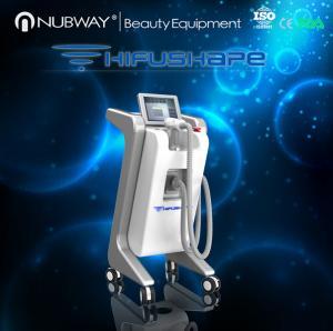 Quality Hifushape hifu electric muscle stimulation weight loss machine for sale