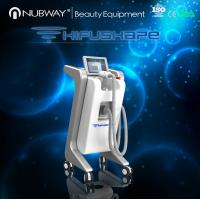 China Popular weight loss machine HIFU focused ultrasound Body Slimming machine on sale