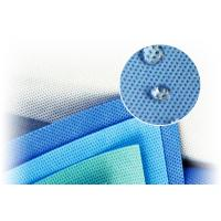 Quality PP SMS Non Woven Fabric Filteration High Air Permeability For Sanitary Napkin Diaper for sale