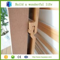 Buy cheap Outdoor wood plastic composite wpc wall panel wpc exterior wall cladding from wholesalers