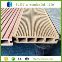 Quality HEYA exterior wood plastic composite wpc wall cladding outdoor south africa for sale