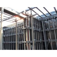 Quality Q235 Steel Concrete Column Formwork 915 * 1830 * 6 - 18mm for Construction Formwork for sale