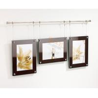 Buy 7mm Acrylic Custom Picture Frames Wall Mounted Hanging For Decoration at wholesale prices