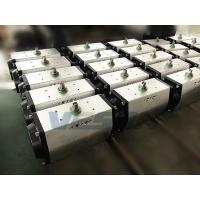 Quality Quarter Turn  Double Acting Pneumatic Valve Actuator Aluminum Alloy Material for sale