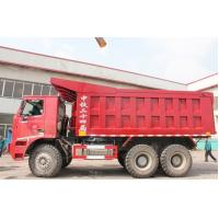 Buy cheap Customized Heavy Duty Dump Truck 10 Wheeler 70 Ton Dump Truck With 420 HP Engine from wholesalers