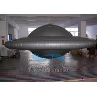 Quality Awsome UFO Fly Helium Balloons , Street Fair Custom Printed Helium Balloons for sale