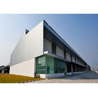 Quality Corrosion Resistance Flexible Steel Workshop Buildings Simple Remodeling for sale