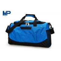 Quality Reusable Blue Color Weekend Luggage Duffel Bags For Women , Eco Friendly for sale