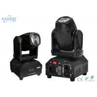 Buy cheap 10w RGB 3 in1 LED Beam Moving Head Light For Party / KTV No Flicker from wholesalers