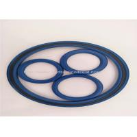 Quality Blue 90-95 Shore A High Pressure Hydraulic Seals , SKF / MPI Hydraulic Pump Seal Kits for sale