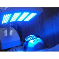 Quality PDT LED Light Therapy Machine For Wrinkle Reduction , Anti Aging Facial Light Therapy Devices for sale