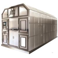 China low price cremation machine for human ,cremation furnace using cremator funeral supply on sale