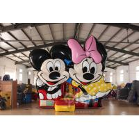 Buy Disney Mickey Minnie Inflatable Bouncer at wholesale prices