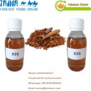 Buy Wholesale Bulk E Liquid Tobacco Aroma 520 Flavor Vaporever E Juice at wholesale prices