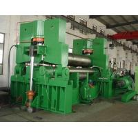 Quality High Precision Metal Hydraulic Plate Rolling Machine Tanks Industrial Hydraulic Drive for sale