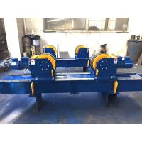 Quality Blue Digital Turning Speed Readout pipe wheels rollers At Stock for sale