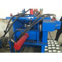 Buy Hydraulic Downpipe Roll Forming Machine Bending Elbowing PLC Control Box at wholesale prices