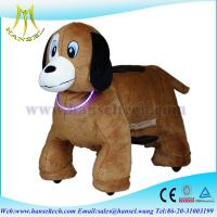 Quality Hansel coin operated childrens rides car electrical toy animal ride for sale
