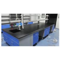 Quality Customized Stainless Steel Laboratory Furniture , School Stainless Steel Laboratory Tables for sale