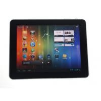 China MTK8377 Cortex A9 Chip Dual Core 9.7 Inch Android Tablet PC support WCDMA and GSM bands on sale