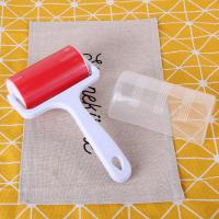 Quality Washable Lint Roller, Small Dust Remover, Red Reusable Cleaner for sale