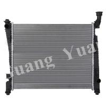 Quality OEM 52014529AB Aluminium Jeep Grand Cherokee Radiator DPI 13200 55038001AG/AH/55038185AE for sale