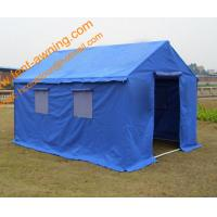 Buy cheap 4X6m Waterproof Outdoor Emergency Disaster Earthquake Relief Tent from wholesalers