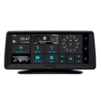 Quality Android System On Dash Car GPS Navigator with FM Radio DVR Bluetooth 3G Wifi for sale