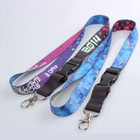 Quality Personalized custom design fashion lanyard band for sale