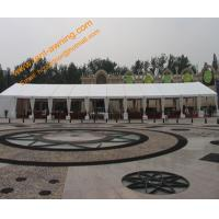 Buy cheap Different Sizes Custom-made Party Tent Temporary Aluminum Waterproof  Event Marquees from wholesalers
