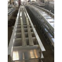 Quality Fixed Arch Steps / Aluminum Alloy marine boarding steps Accommodation Ladder for sale