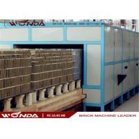 China Brick Production Line Processing Clay Brick Kiln Types Easy Maintenance  on sale