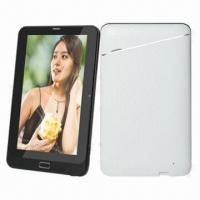 China 7-inch Tablet PC, Allwinner A13, Android 4.0.3, 512MB/4GB on sale