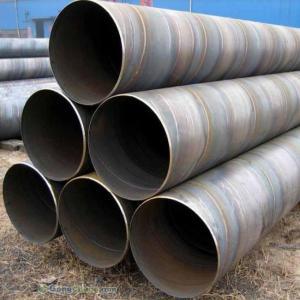 Buy DSAW Spiral Welded Steel Pipe, Coal Tar Enamel Coating at wholesale prices