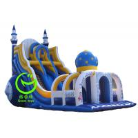Quality 2016 hot sell  inflatable castle slide with 24months warranty GT-SAR-1627 for sale