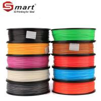 China 3d printing material 1.75mm Flexible rubber filament wood bamboo filament from on sale