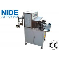 Quality Ceiling Fan Stator Coil Winding Machine , Automatic Motor Coil Winding Machine for sale