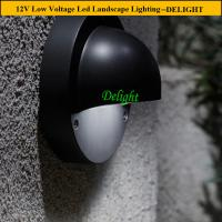 Quality 12V led deck light low voltage led patio light for step and stair lighting 12V led wall light for sale