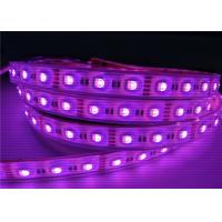 China Outdoor Color Changing Led Strip Lights Fast Heat Dissipation Unique Design on sale
