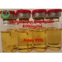 Buy cheap 99% Assay Testosterone Propionate/ Injectable Testosterone propionate 100mg/ml from wholesalers